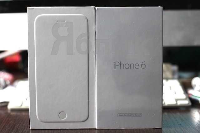 Топ 5 как отличить оригинальный iphone 6 и 6s от подделки и восстановленного