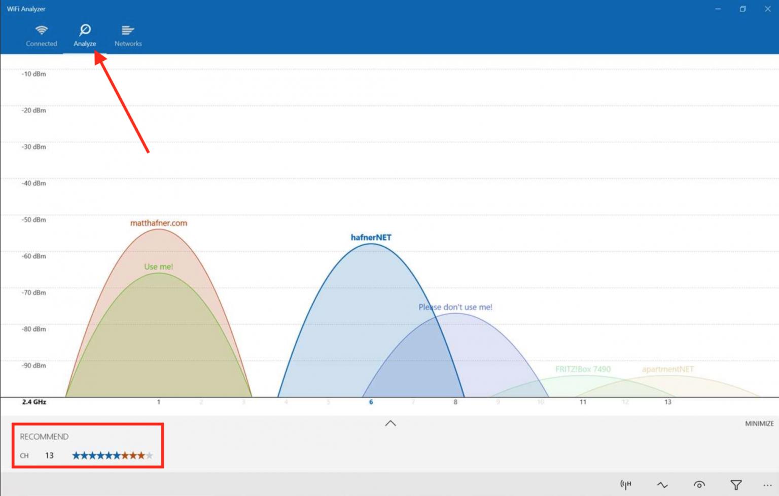 Прога для сканирования беспроводных сетей. диагностика wi-fi сетей и обнаружение свободных каналов