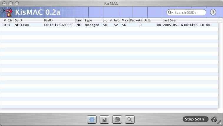 Сканирование сетей из-под ios / хабр
