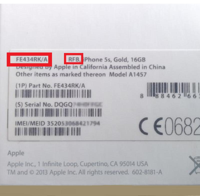Apple iphone как новый - как отличить восстановленный айфон от оригинала? - вайфайка.ру