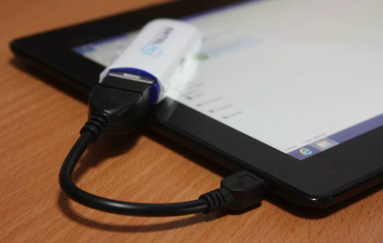 Как подключить флешку к android смартфону или планшету