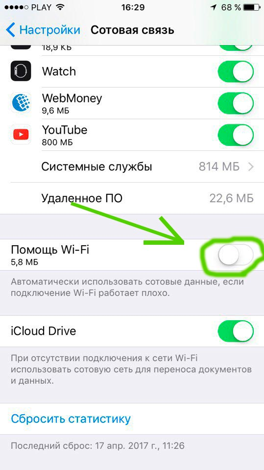 Как обновить ios на iphone без wifi – 3 способа