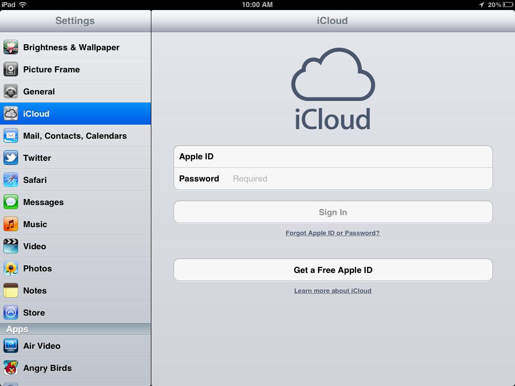 Как создать аккаунт в apple id: способы зарегистрироваться в эппл на айфоне